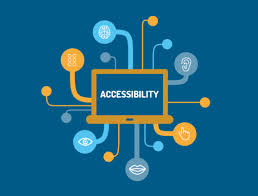 accessibility logo graphic